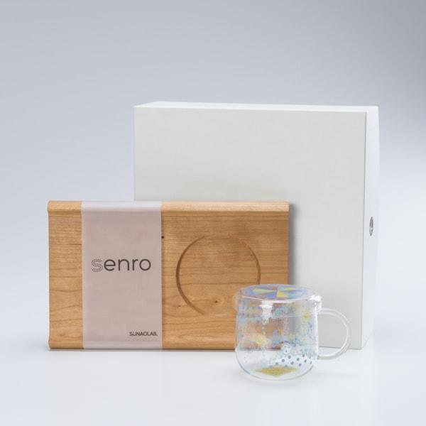 【セット】ウサギのカフェタイムセット 化粧箱入/マグカップ&カフェトレー