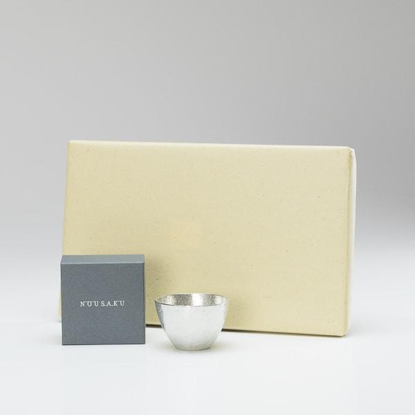 【セット】能作ぐい呑&銘酒カタログギフトセット