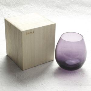 Edo glasses / Purple / Karai Series / Hirota Glass_Image_3