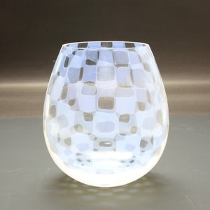 Taisho Roman Glass/ Ichimatsu/ Karai Series