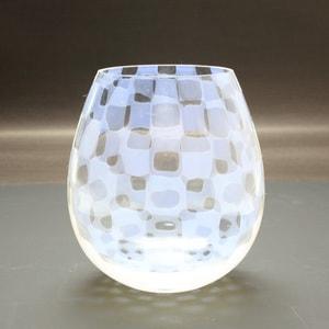 Taisho Roman glasses / Ichimatsu / Karai Series / Hirota Glass