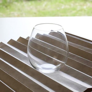 Edo glasses / Clear / Karai Series / Hirota Glass_Image_2