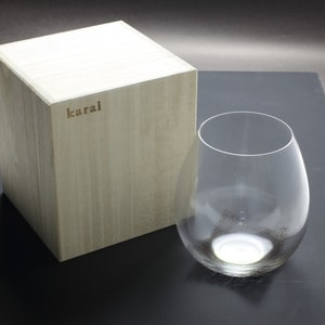 Edo glasses / Gold leaf / Karai Series / Hirota Glass_Image_3