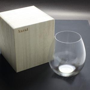 グラス/花蕾 Karai 江戸硝子 金箔 金 /廣田硝子_Image_3