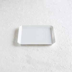 お皿/TYシリーズ Square Plate 165 ホワイト/1616 arita japan_Image_1