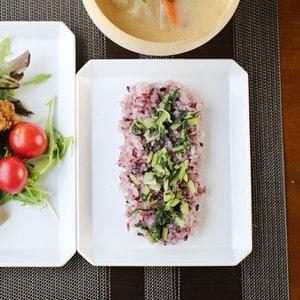 お皿/TYシリーズ Square Plate 165 ホワイト/1616 arita japan_Image_2