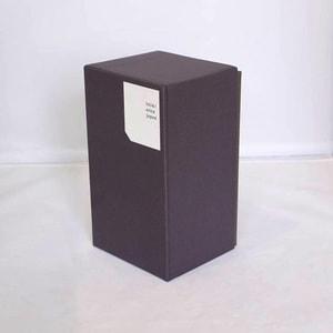 フラワーベース/S&Bシリーズ 花瓶・一輪挿し Vase Low ホワイト/1616 arita japan_Image_3