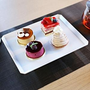 お皿/TYシリーズ Square Plate 270 ホワイト/1616 arita japan_Image_1