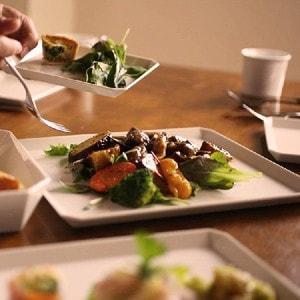 お皿/TYシリーズ Square Plate 270 ホワイト/1616 arita japan_Image_2