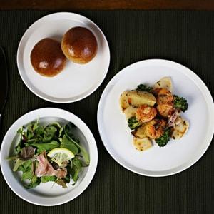 お皿/TYシリーズ Round Plate 160 ホワイト/1616 arita japan_Image_2