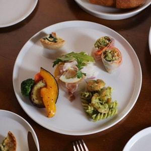 お皿/TYシリーズ Round Plate 240 ホワイト/1616 arita japan_Image_1