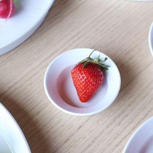 お皿/TYシリーズ Round Deep Plate 80 ホワイト/1616 arita japan_Image_1