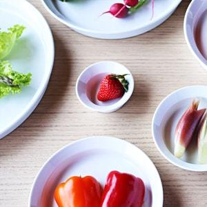 お皿/TYシリーズ Round Deep Plate 80 ホワイト/1616 arita japan_Image_2