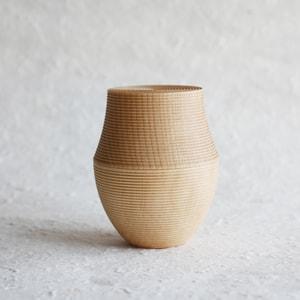 Tea Canister / KAMA / Plain/ Karmi Series /Gato Mikio Store