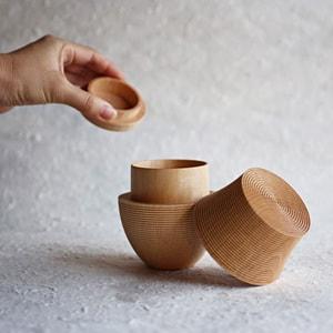 Tea Canister / KAMA / Plain / Karmi Series / Gato Mikio Store_Image_1