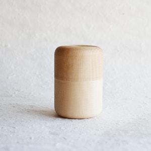 Tea Canister / TAWARA / Plain/ Karmi Series /Gato Mikio Store