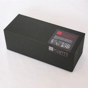 Tea Canister / TARU / Black / Karmi Series / Gato Mikio Store_Image_3