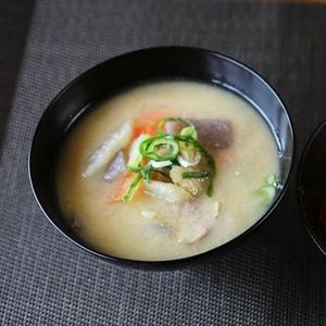 AEKA / Wooden Soup Bowl / Black / Gato Mikio Store _Image_2
