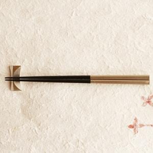 箸/凛(りん) 黒摺/我戸幹男商店