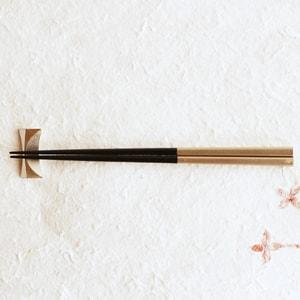 箸/凛(りん) 黒摺/我戸幹男商店_Image_1