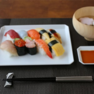 Chopsticks/ Black/ RIN Series/ Gato Mikio Store_Image_2