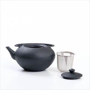 Cast iron teapot / Hiratsubo S/ Chusin Kobo_Image_1