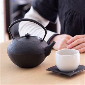 Cast iron teapot / Hiratsubo S/ Chusin Kobo_Image_2