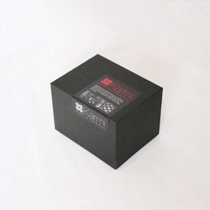 Tea Canister / KAMA / Black / Karmi Series / Gato Mikio Store_Image_3