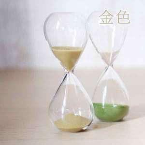砂時計/スナ式トケイ スリム 3分間 金色/廣田硝子_Image_2