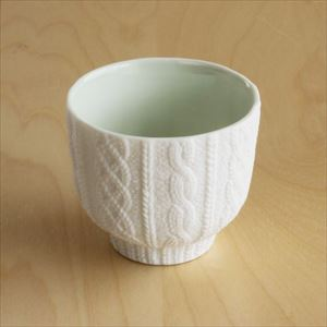 Teacup / Knit Wear / Green / Trace Face series / CEMENT PRODUCE DESIGN_Image_1