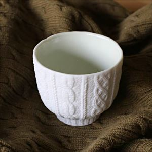 Teacup / Knit Wear / Green / Trace Face series / CEMENT PRODUCE DESIGN_Image_2