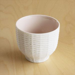 Teacup/ Rattan/ Pink/ Trace Face Series_Image_1