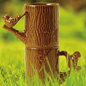 Mug / Chipmunk / Brown / Perch Cup Series_Image_2