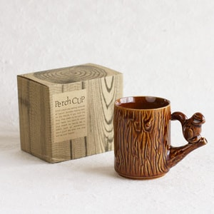 Mug / Chipmunk / Brown / Perch Cup Series_Image_3