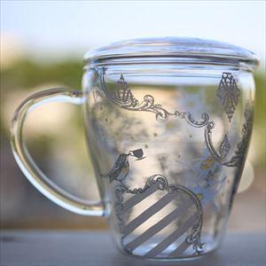 【合わせ買い対象】マグカップ/Tea Mate ガールズデイドリーム リリィ/セメントプロデュースデザイン_Image_1