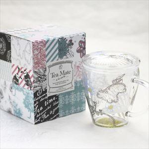 【合わせ買い対象】マグカップ/Tea Mate ガールズデイドリーム リリィ/セメントプロデュースデザイン_Image_3