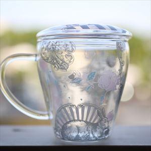 マグカップ/Tea Mate ガールズデイドリーム ローズ/セメントプロデュースデザイン_Image_1