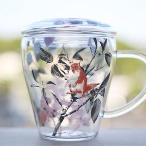 【合わせ買い対象】マグカップ/Tea Mate ガールズデイドリーム コリス/セメントプロデュースデザイン_Image_1