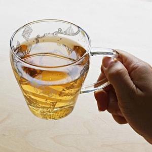 【合わせ買い対象】マグカップ/Tea Mate ガールズデイドリーム 小鳥/セメントプロデュースデザイン_Image_2