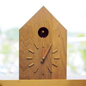 時計/鳩時計 クルミ/モアトゥリーズデザイン_Image_1