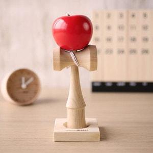 オブジェ、おもちゃ/りんごのけん玉/モアトゥリーズデザイン_Image_1