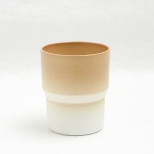 Mug/ Light Brown/ S&B Series/ 1616 arita japan
