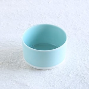Teacup/ Light Blue/ S&B Series/ 1616 arita japan