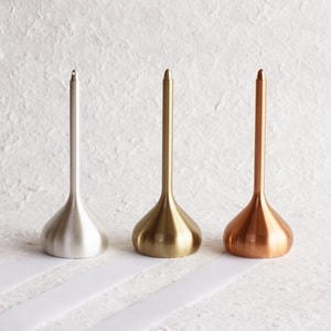 Japanese Wind Chime / Onion / Gold /Nousaku _Image_2