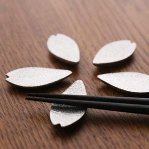 箸置き/さくら 5ヶセット/能作_Image_1