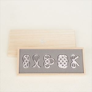 Chopstick Rest set / Knot / Nousaku
