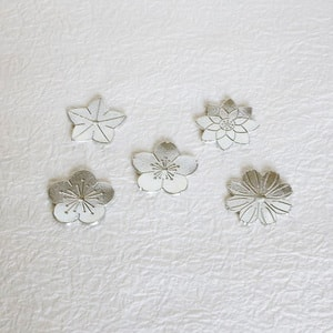 Chopstick Rest set/ Flowers / Nousaku