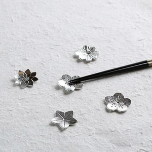Chopstick Rest set / Flowers / Nousaku_Image_1