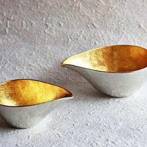Katakuchi / S / Gold / Sake Pitcher / Nousaku_Image_1