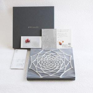 KAGO / Tin tableware / Dahlia / M / Nousaku_Image_3